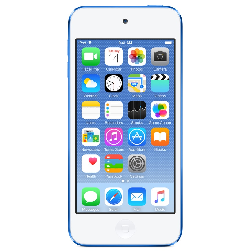 Fotografie Apple iPod Touch 32Gb, Albastru