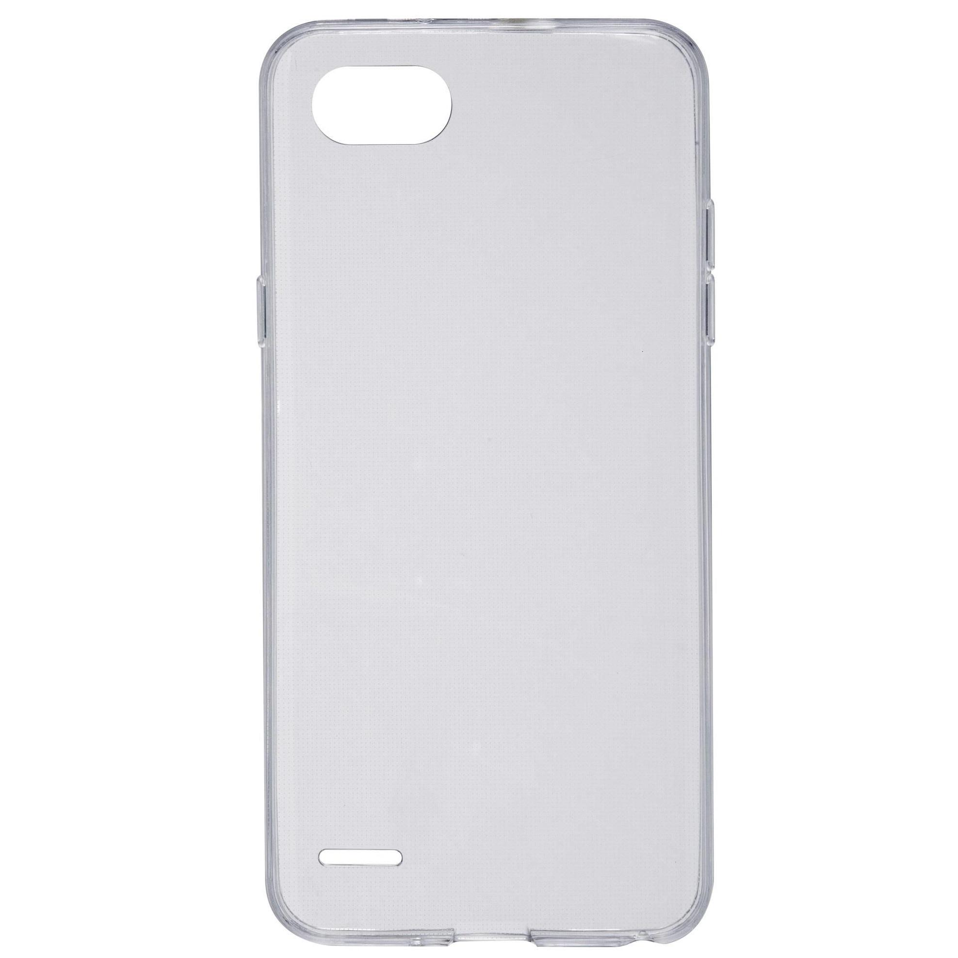 Fotografie Husa de protectie Voia Premium Case pentru LG Q6, Transparent