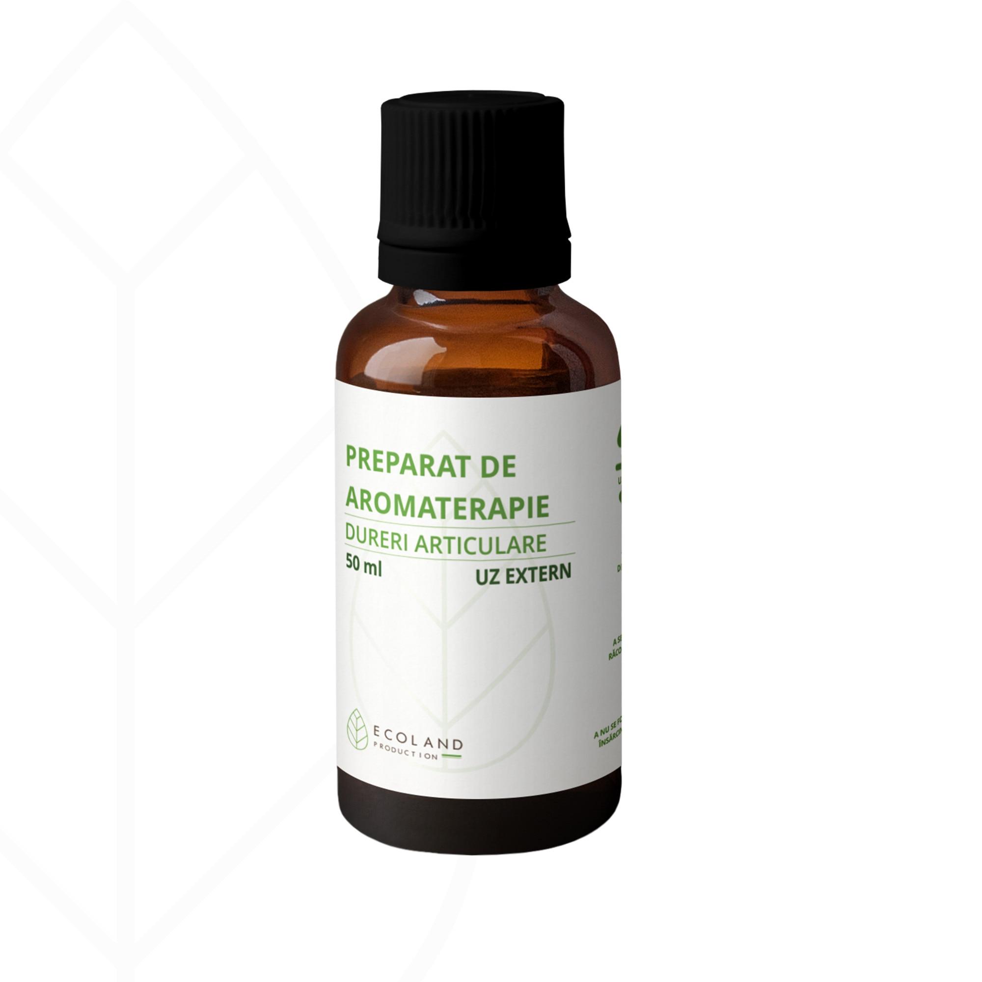 ulei vegetal pentru dureri articulare
