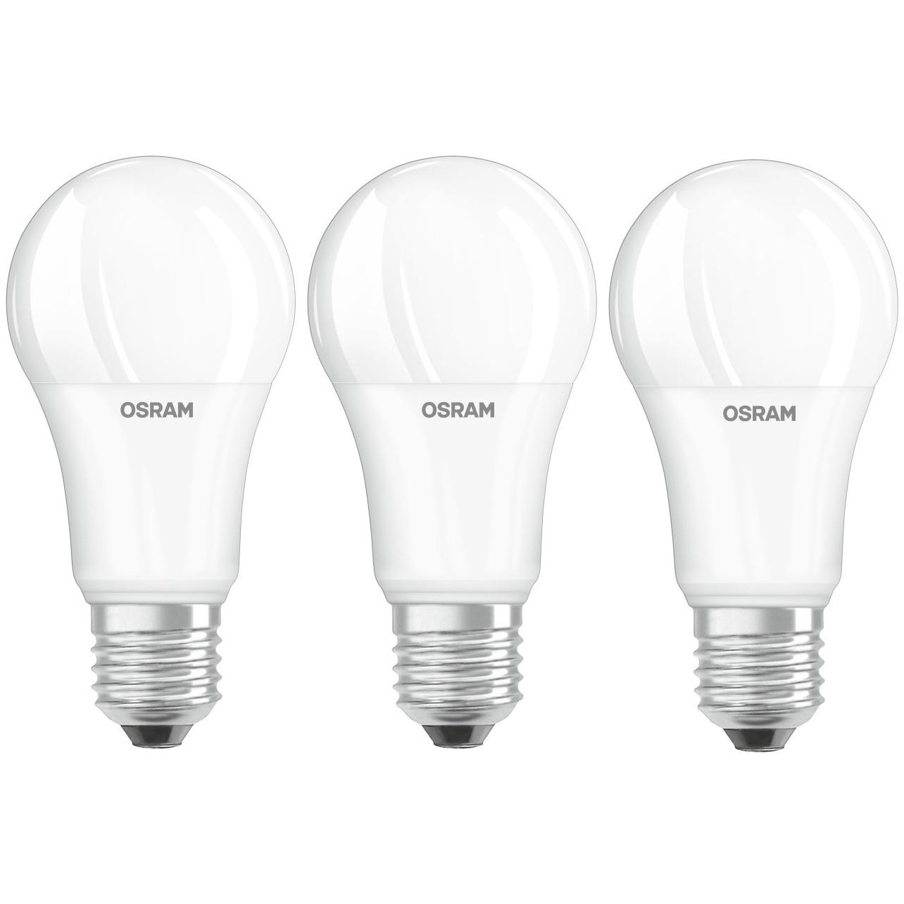 Osram DEL Star Classic A 100 e27 ampoule 10 W = 100 W 1.521 lm neutre White 4000k Bon état