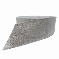 Panglica ALEXA, latime 40 mm, lungime rola 50 M, argintie