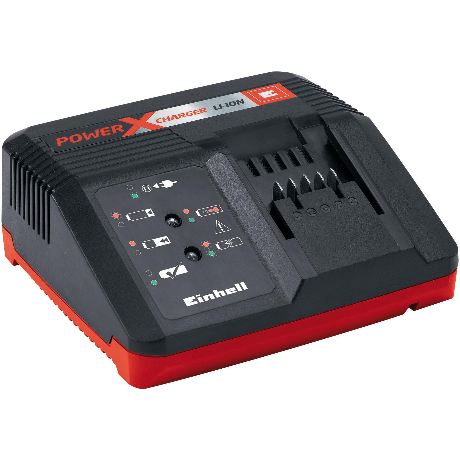 Fotografie Incarcator rapid Einhell Power-X-Change 18 V, 30min