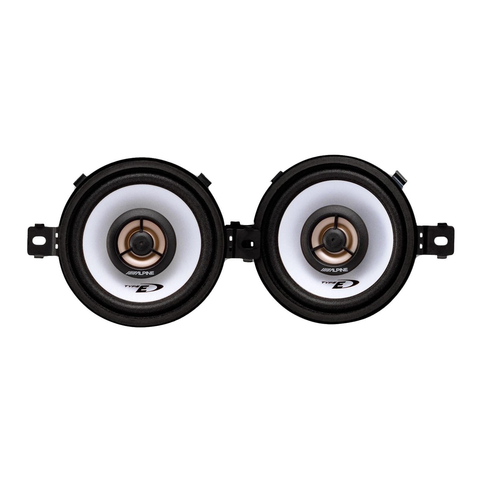 "Fotografie Set difuzoare auto coaxial Alpine SXE-Series, SXE-0825S, 3-1/2"" (8.6cm), 2 cai, 150W, 20W RMS"