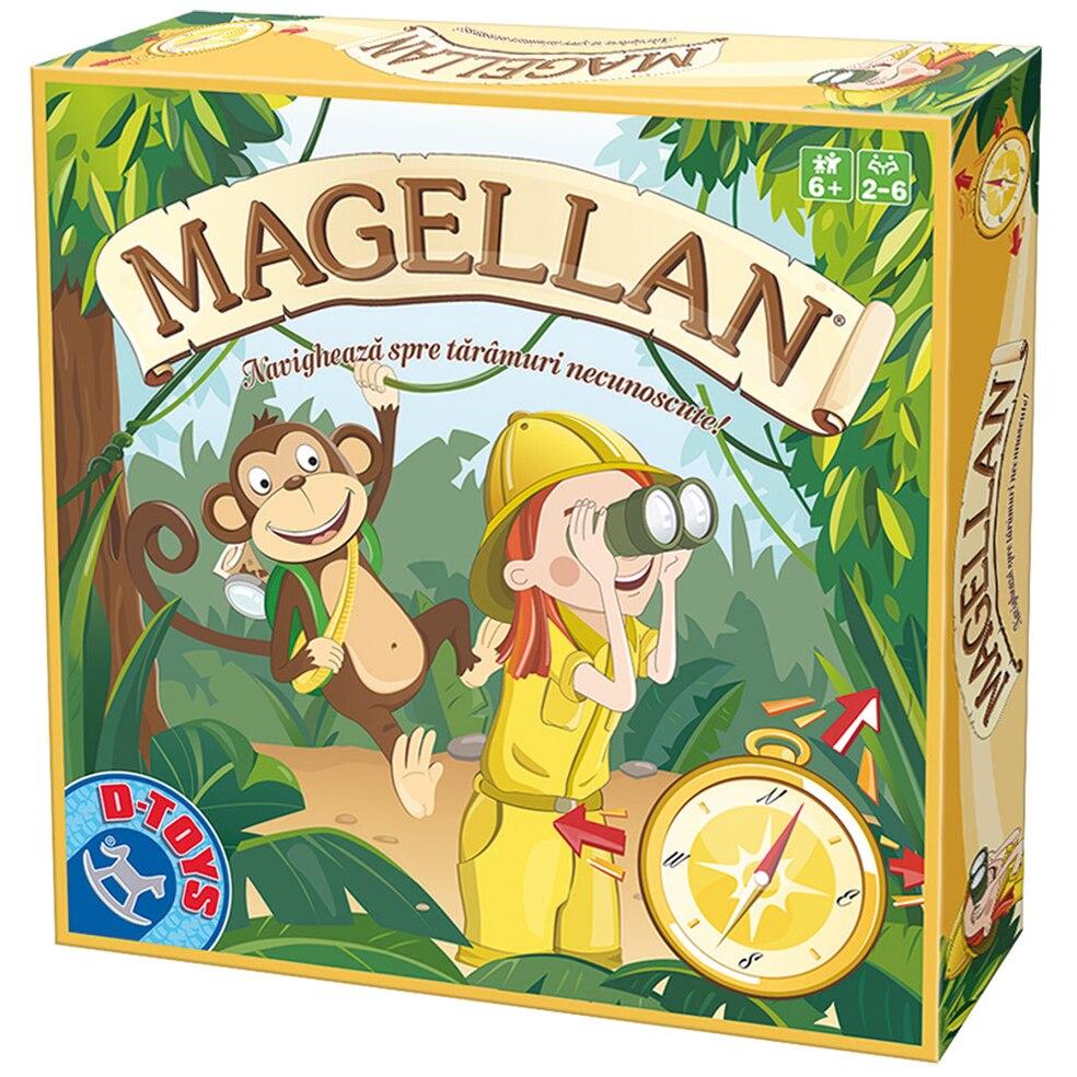 Fotografie Jocuri de Societate D-Toys Magellan