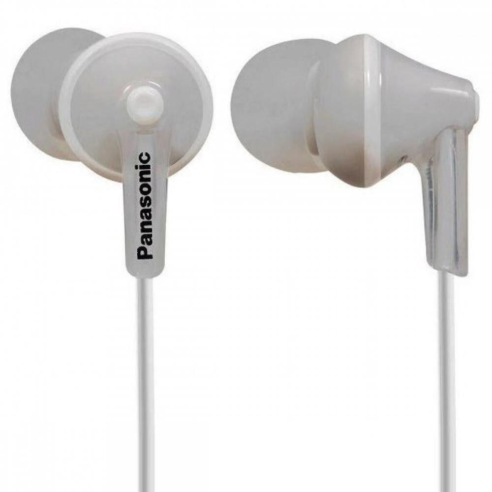 Fotografie Casti audio in-ear Panasonic RP-HJE125E-W, Alb