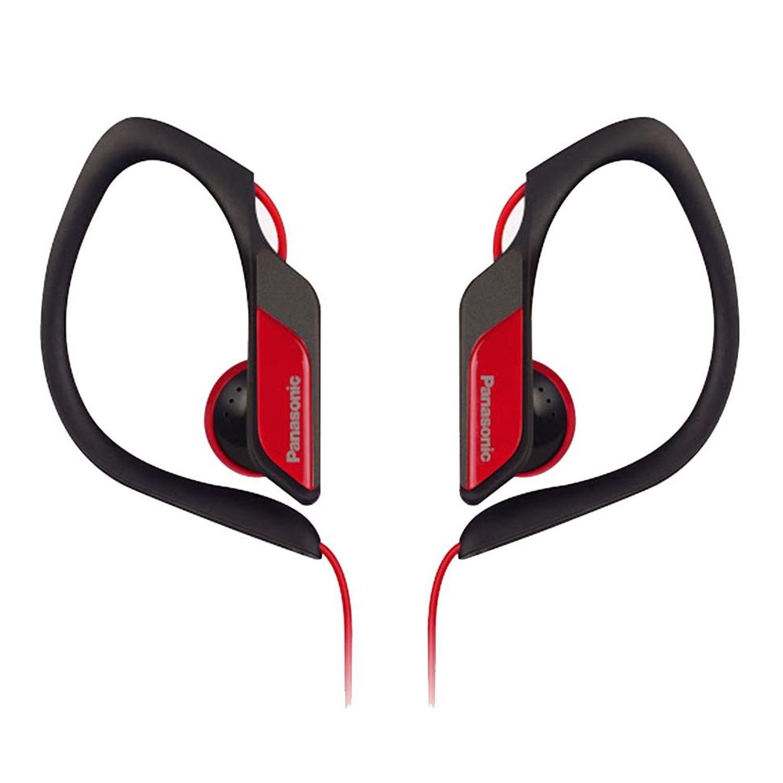 Fotografie Casti Audio Sport In Ear Panasonic RP-HS34E-R, Cu fir, Rosu