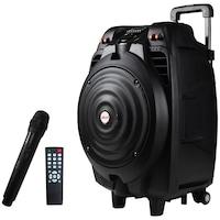 Akai SS023A-X10 hordozható hangszóró, Fekete