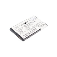 Blackberry M-S1, BAT-14392-001, ACC14392-001 3.7V 1700mAh utángyártott akku Li-ion