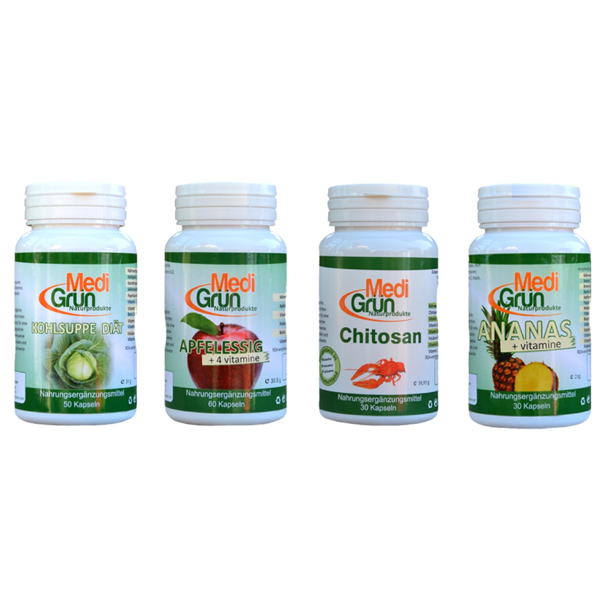 Supa de Varza Dieta Slabit 50 capsule Medigrun