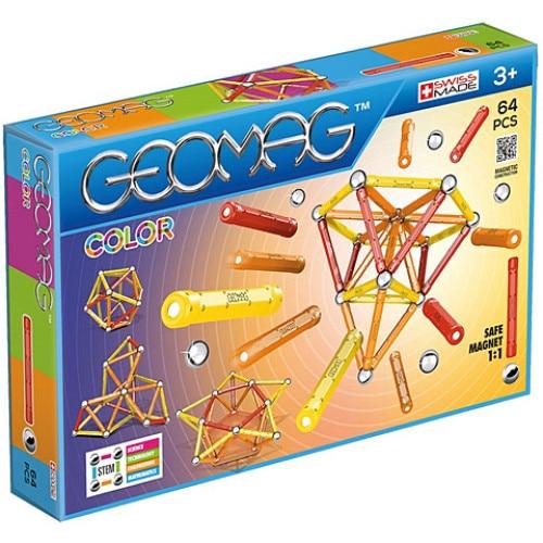 Geomag - Color 64 db-os Mágneses Készlet Hd46in