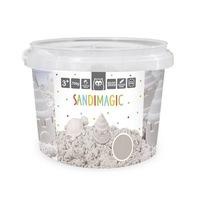 Пясък за моделиране Eurekakids SANDIMAGIC, 750 гр.