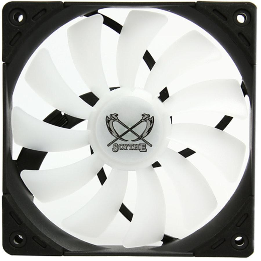 Fotografie Ventilator ScytheKaze Flex 120 RGB, 1200 RPM