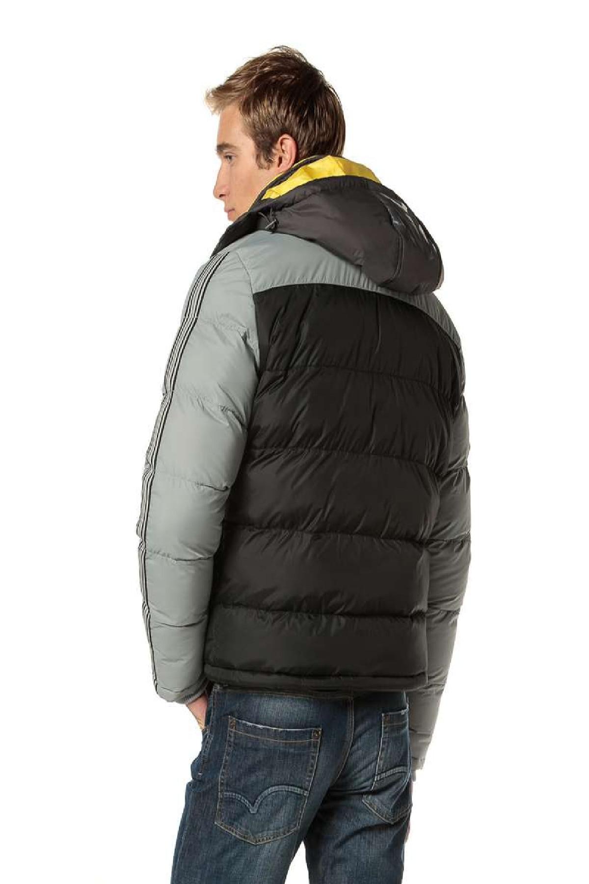 Férfi kabátok, dzsekik és mellények Anyag Orkán eMAG.hu
