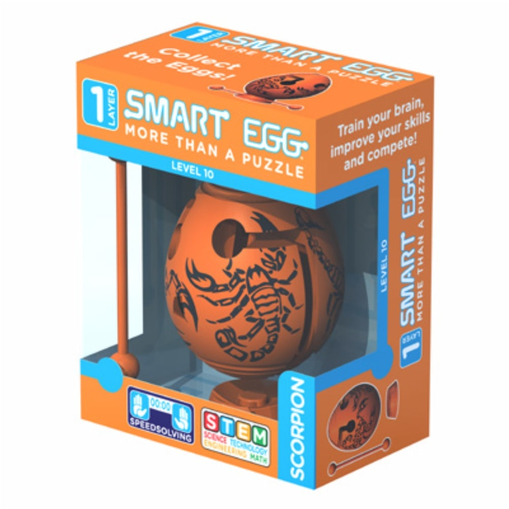 Fotografie Joc Smart Egg 1, Scorpion