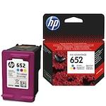 Глава за HP 652, Tri-color, Цветна, Оригинaлна,CZ102AE, Мастило за HP DJ 2515 1015 2545 2645 3515 3545 4515 4645