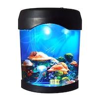 Jellyfish akvárium lámpa, DGI8539