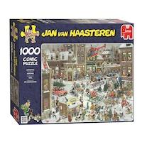 Karácsony puzzle, 1000 db-os, Jumbo