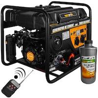 motor electric generator curent