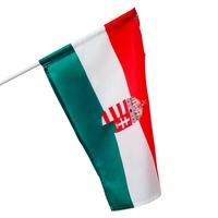 Magyar szurkolói zászló