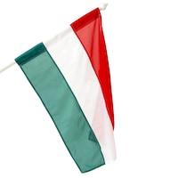 Magyar zászló 90×60cm, címer nélküli