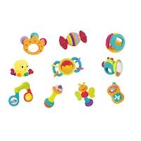 M-Toys Csörgő készlet 6 darab