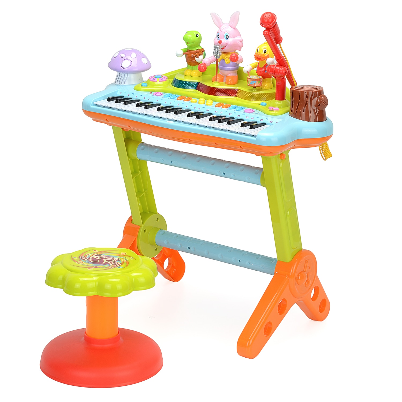 Fotografie Jucarie M-Toys Orga electronica cu scaunel