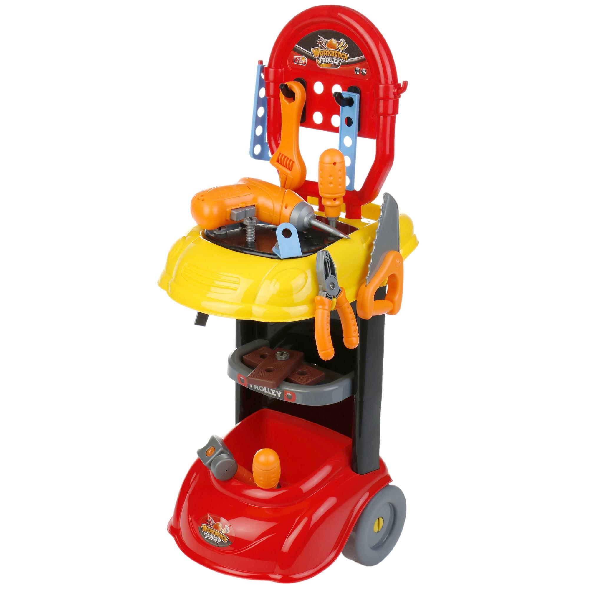 Fotografie Set M-Toys Micul Mester cu accesorii