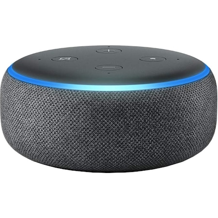 Тонколона Amazon Echo Dot 3, Alexa, Черна