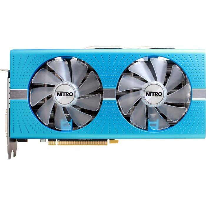 Fotografie Placa Video Sapphire Radeon™ NITRO+ RX 590 Special Edition, 8GB GDDR5, 256-bit