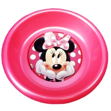Műanyag mély tányér, Bradu, 16 cm, Minnie