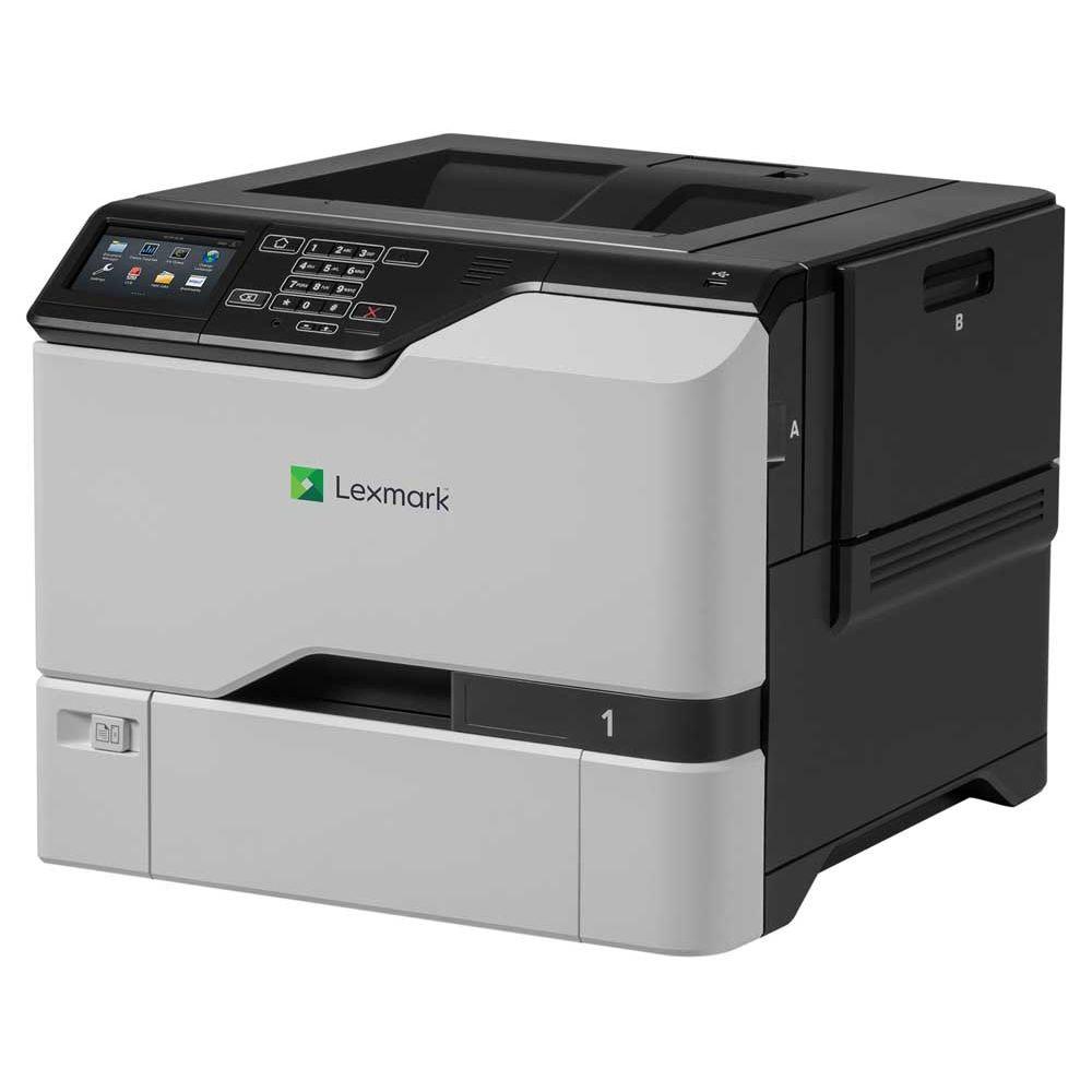 Fotografie Imprimanta laser color Lexmark CS728de, Duplex, Retea, A4