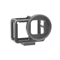 Carcasa de protectie cu lentila UV 52 mm pentru GoPro Hero 5, 6, 7