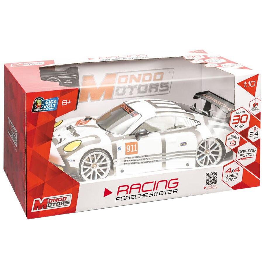 Fotografie Masinuta Mondo Motors RC, Porsche 911 GT3, 1:10