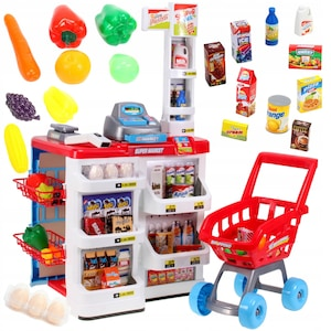 Set joaca supermarket