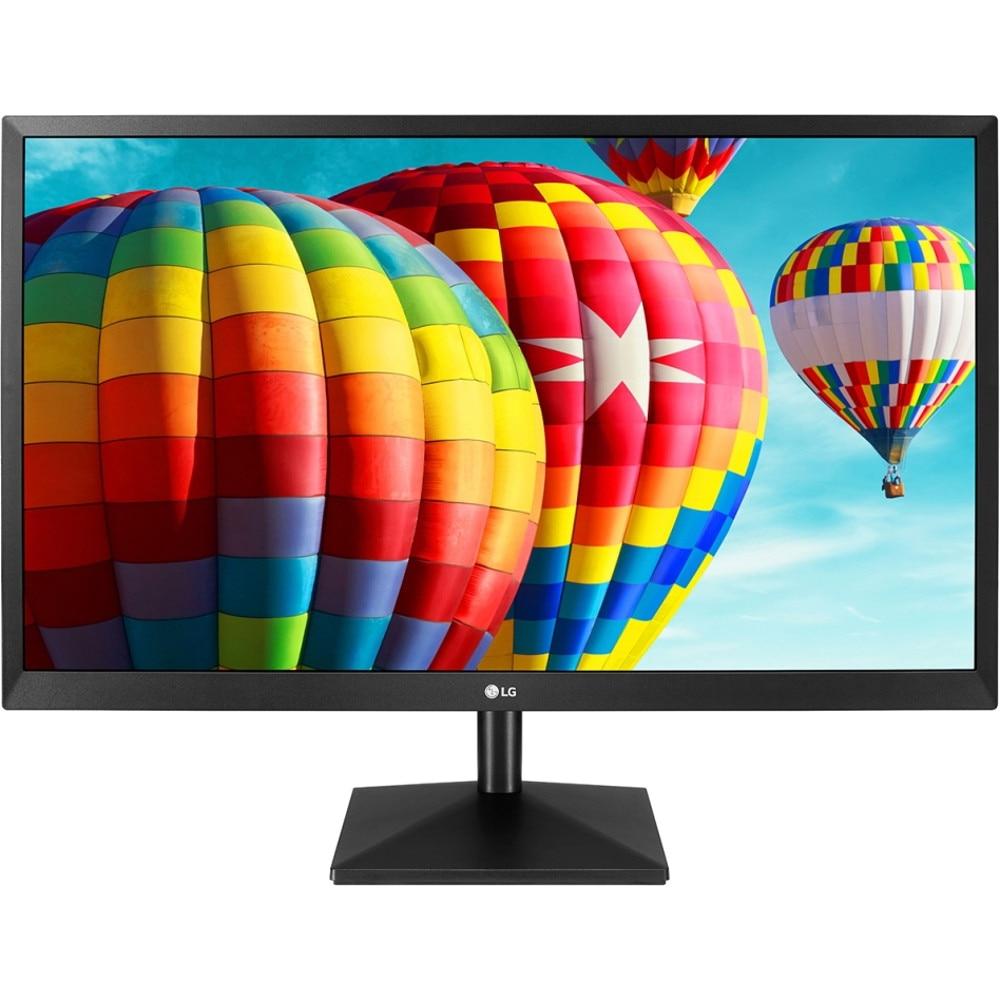 "Fotografie Monitor Gaming LED IPS LG 27"", Full HD, HDMI, FreeSync, Negru, 27MK430H-B"