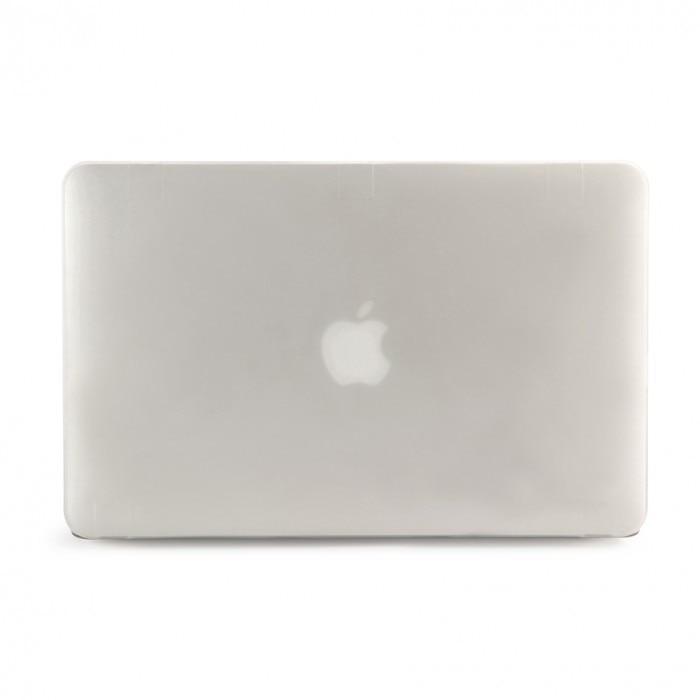 "Fotografie Carcasa de protectie Tucano Nido pentru MacBook Pro/Retina 13"", Early 2015, Transparent"