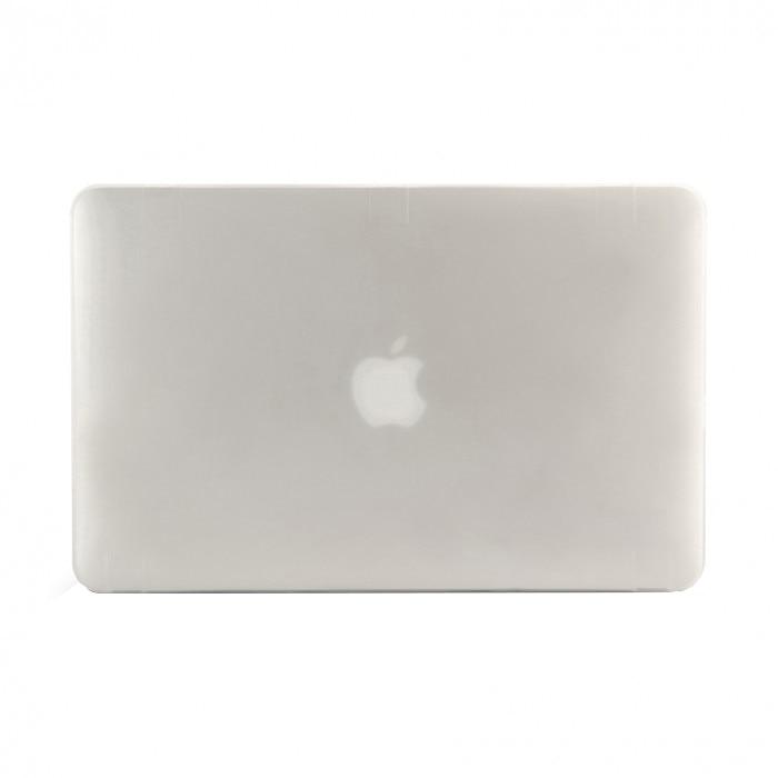 """Fotografie Carcasa de protectie Tucano Nido pentru MacBook Air 13"""", Transparent"""
