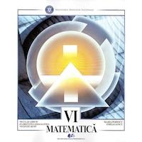 Matematica manual pentru clasa a VI-a, autor Niculae Ghiciu