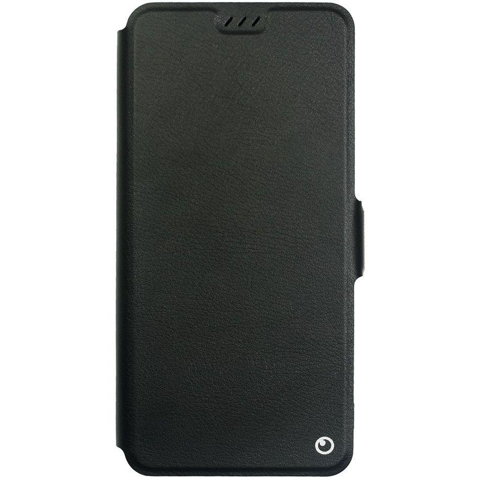 Fotografie Husa de protectie Lemontti Elegant Book pentru Samsung Galaxy J6 Plus, Black