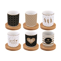 set coffee cups