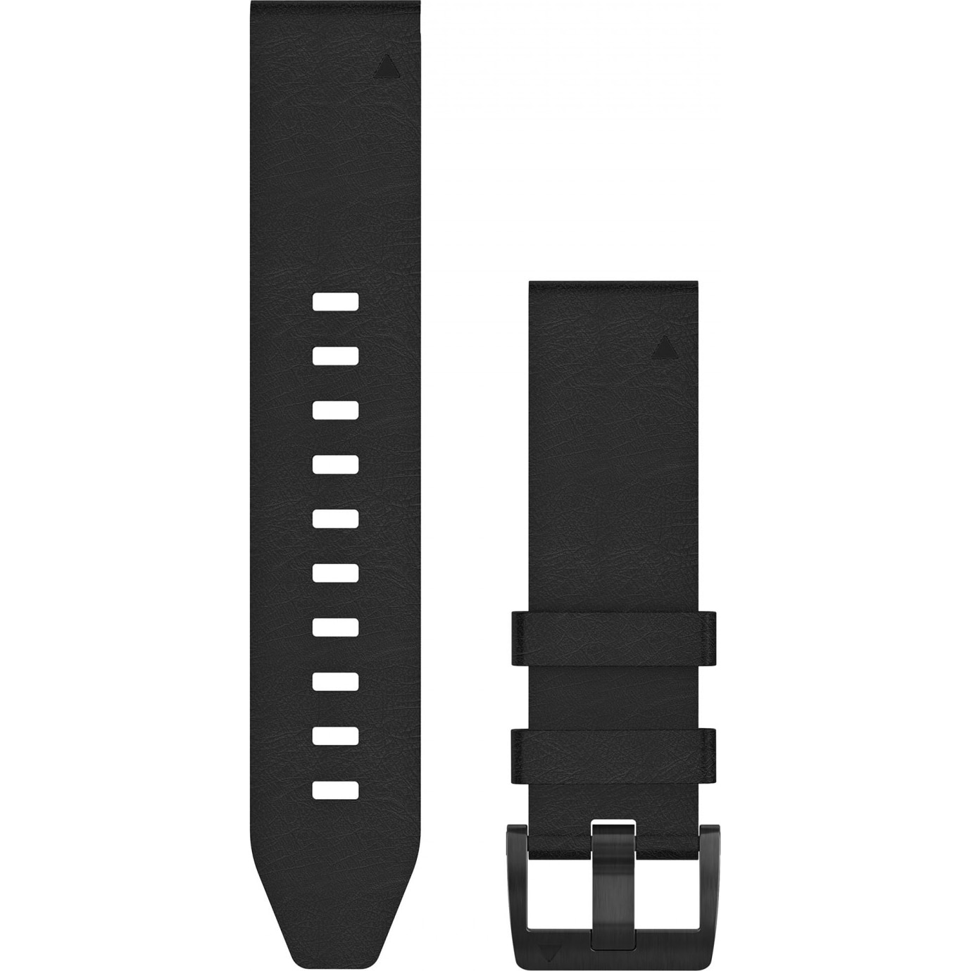 Fotografie Curea ceas smartwatch Garmin Fenix 5 Plus, 22mm, QuickFit, Leather, Black