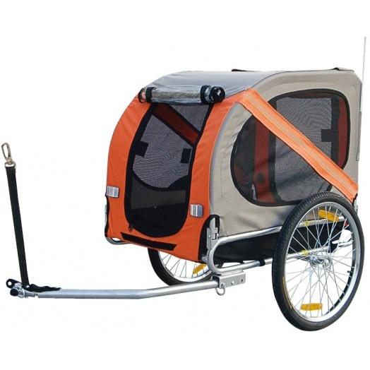 Fotografie Remorca pentru bicicleta Duvo, 80x56.5x63cm