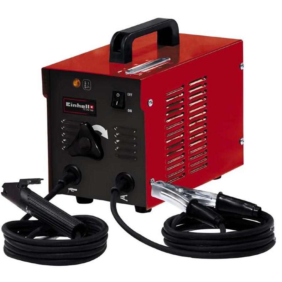 Fotografie Aparat de sudura Einhell TC-EW 150, 80 A, 230 V, electrod 1.6-2.5 mm