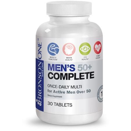 vitamine pentru barbati peste 50 ani
