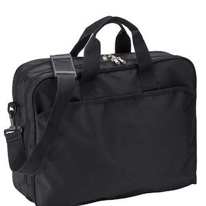 """Чанта за лаптоп SNP 1, 15.6"""", Черен"""