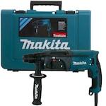 Перфоратор Makita HR2470, 780W, 2.4 J, 1100 об/мин, Патронник SDS-Plus, 3 Функции