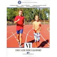 Educatie fizica si sport manual pentru clasa a VI-a, autor Laurentiu Oprea