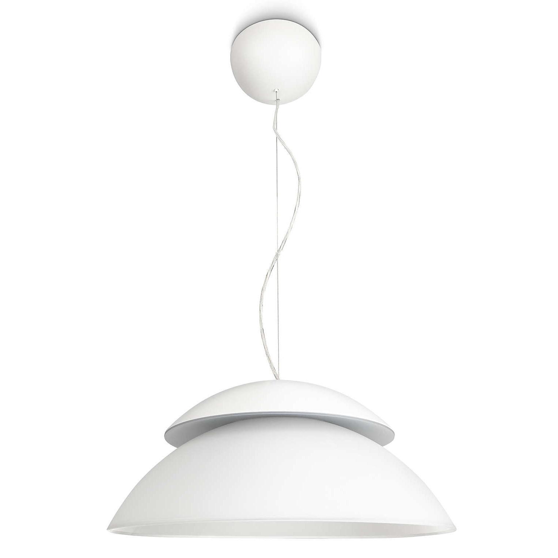 Fotografie Lustra tavan inteligenta LED Philips Hue Beyond, WiFi, lumina RGB