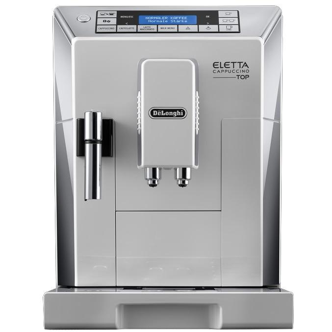 Fotografie Espressor Automat De'Longhi ECAM 45.760 ELETTA, 1450 W, 15 bar, Alb