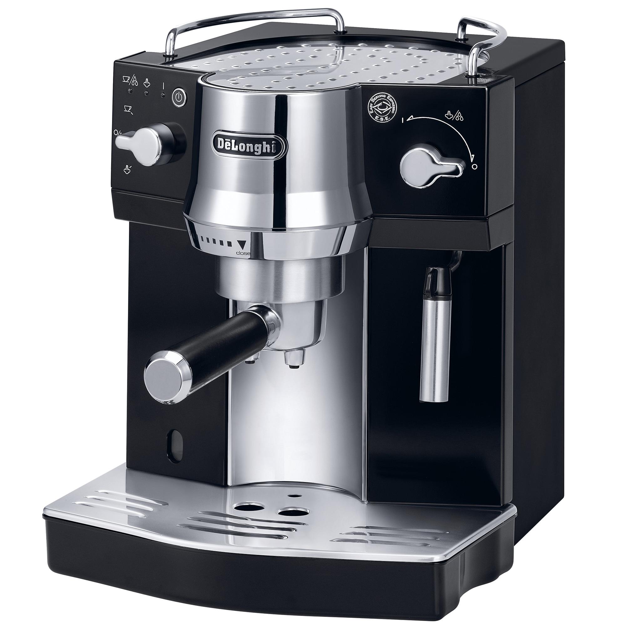 Fotografie Espressor manual De'Longhi, EC820 B, 1450 W, 15 bar, 1 L, Negru